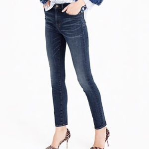 J.Crew Lookout High Rise skinny. 27P